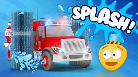 Fire Truck Car Wash